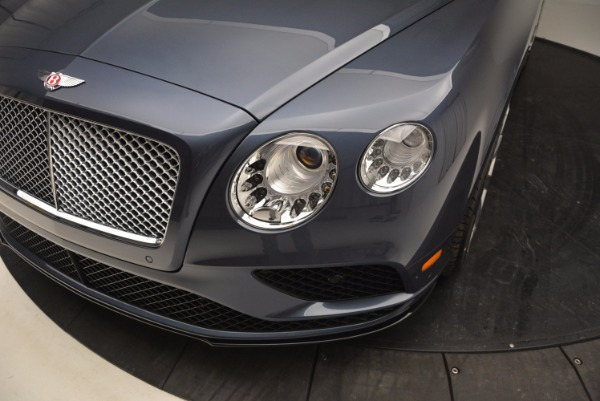 Used 2017 Bentley Continental GT V8 S for sale $179,900 at Aston Martin of Greenwich in Greenwich CT 06830 26
