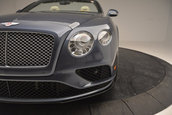 Used 2017 Bentley Continental GT V8 S for sale $179,900 at Aston Martin of Greenwich in Greenwich CT 06830 28