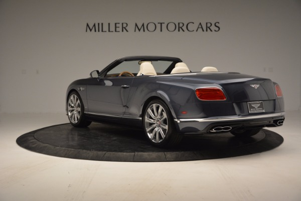 Used 2017 Bentley Continental GT V8 S for sale $179,900 at Aston Martin of Greenwich in Greenwich CT 06830 5