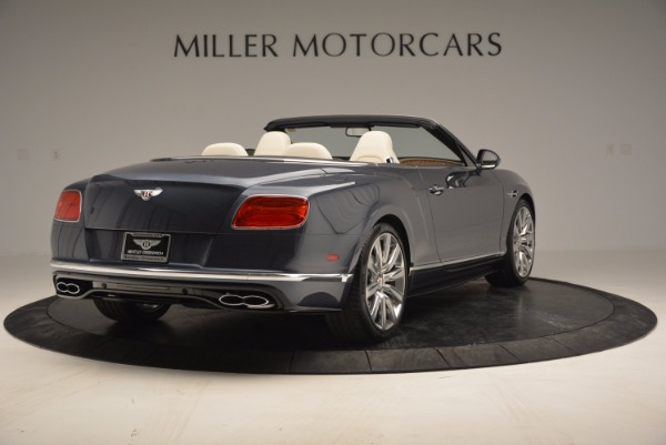 Used 2017 Bentley Continental GT V8 S for sale $179,900 at Aston Martin of Greenwich in Greenwich CT 06830 7