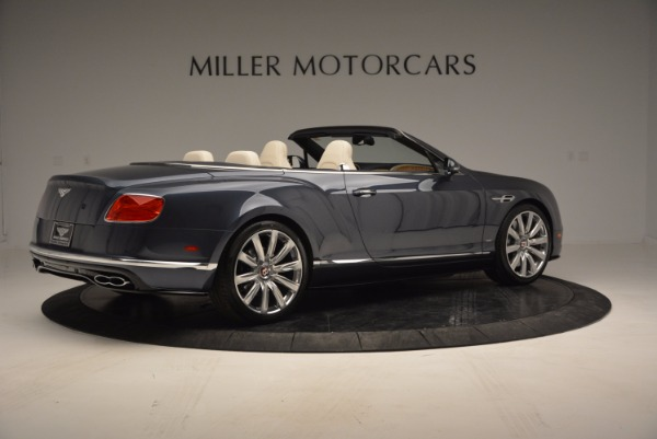 Used 2017 Bentley Continental GT V8 S for sale $179,900 at Aston Martin of Greenwich in Greenwich CT 06830 8