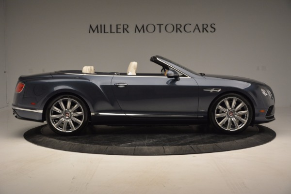 Used 2017 Bentley Continental GT V8 S for sale $179,900 at Aston Martin of Greenwich in Greenwich CT 06830 9