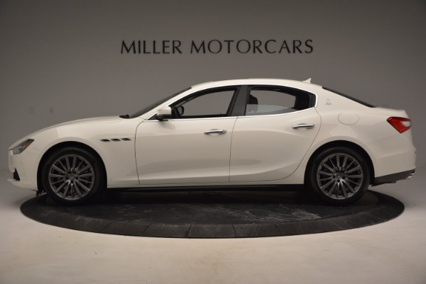 New 2017 Maserati Ghibli SQ4 for sale Sold at Aston Martin of Greenwich in Greenwich CT 06830 3