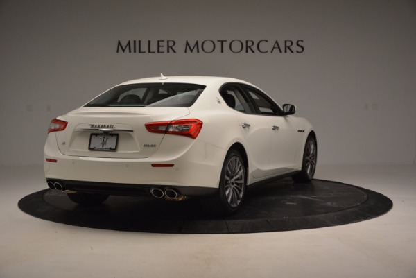 New 2017 Maserati Ghibli SQ4 for sale Sold at Aston Martin of Greenwich in Greenwich CT 06830 7
