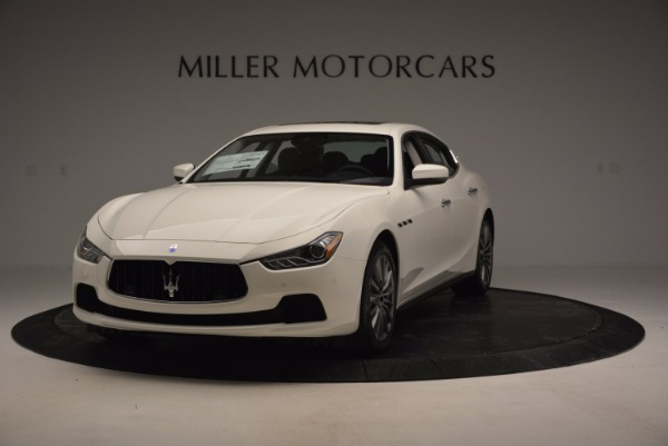 New 2017 Maserati Ghibli SQ4 for sale Sold at Aston Martin of Greenwich in Greenwich CT 06830 1