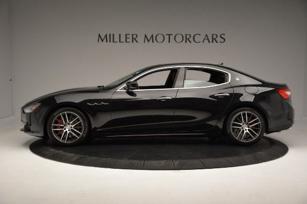 Used 2017 Maserati Ghibli S Q4 for sale $44,900 at Aston Martin of Greenwich in Greenwich CT 06830 3