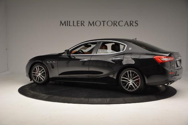 New 2017 Maserati Ghibli S Q4 for sale Sold at Aston Martin of Greenwich in Greenwich CT 06830 4