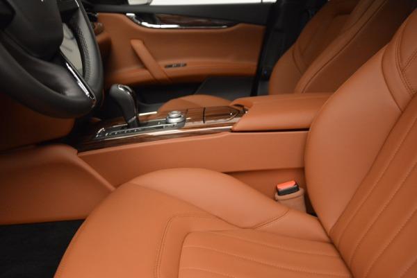 New 2017 Maserati Quattroporte S Q4 GranLusso for sale Sold at Aston Martin of Greenwich in Greenwich CT 06830 14