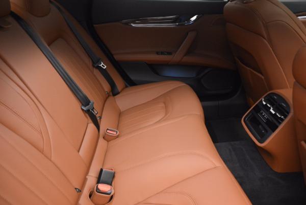 New 2017 Maserati Quattroporte S Q4 GranLusso for sale Sold at Aston Martin of Greenwich in Greenwich CT 06830 23
