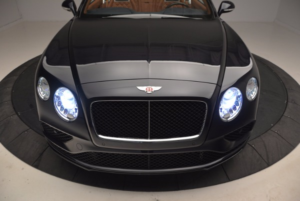 New 2017 Bentley Continental GT V8 S for sale Sold at Aston Martin of Greenwich in Greenwich CT 06830 26