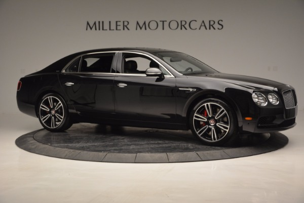 Used 2017 Bentley Flying Spur V8 S for sale Sold at Aston Martin of Greenwich in Greenwich CT 06830 10