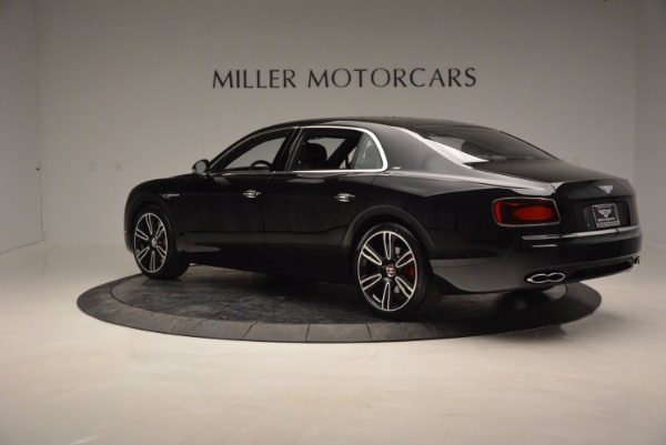 Used 2017 Bentley Flying Spur V8 S for sale Sold at Aston Martin of Greenwich in Greenwich CT 06830 5