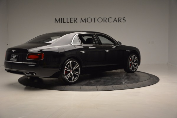 Used 2017 Bentley Flying Spur V8 S for sale Sold at Aston Martin of Greenwich in Greenwich CT 06830 8