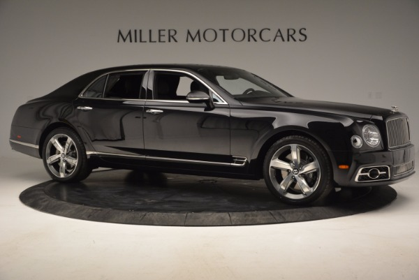 Used 2017 Bentley Mulsanne Speed for sale Sold at Aston Martin of Greenwich in Greenwich CT 06830 10
