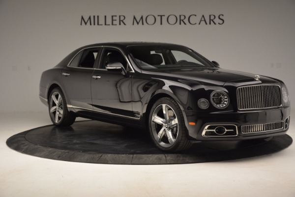 Used 2017 Bentley Mulsanne Speed for sale Sold at Aston Martin of Greenwich in Greenwich CT 06830 11