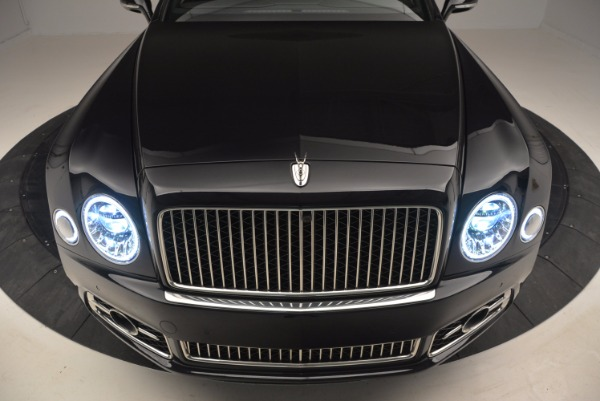 Used 2017 Bentley Mulsanne Speed for sale Sold at Aston Martin of Greenwich in Greenwich CT 06830 14