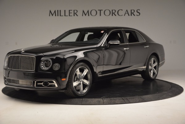 Used 2017 Bentley Mulsanne Speed for sale Sold at Aston Martin of Greenwich in Greenwich CT 06830 2