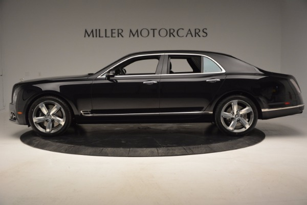 Used 2017 Bentley Mulsanne Speed for sale Sold at Aston Martin of Greenwich in Greenwich CT 06830 3
