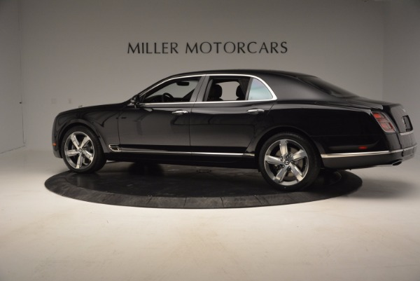 Used 2017 Bentley Mulsanne Speed for sale Sold at Aston Martin of Greenwich in Greenwich CT 06830 4
