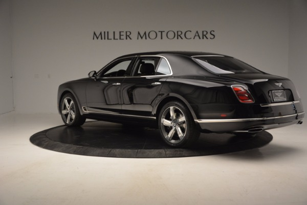 Used 2017 Bentley Mulsanne Speed for sale Sold at Aston Martin of Greenwich in Greenwich CT 06830 5