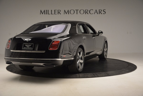 Used 2017 Bentley Mulsanne Speed for sale Sold at Aston Martin of Greenwich in Greenwich CT 06830 7
