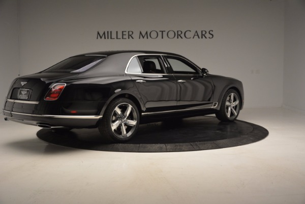 Used 2017 Bentley Mulsanne Speed for sale Sold at Aston Martin of Greenwich in Greenwich CT 06830 8
