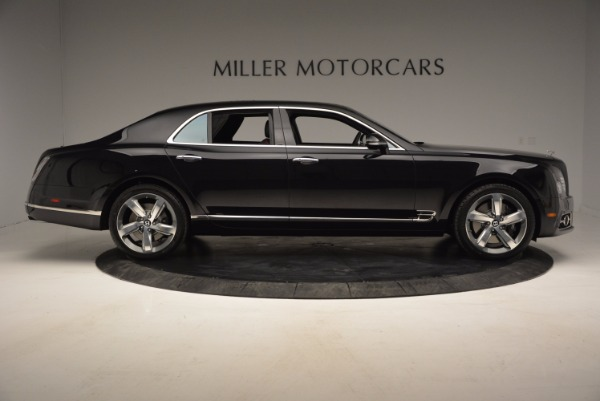 Used 2017 Bentley Mulsanne Speed for sale Sold at Aston Martin of Greenwich in Greenwich CT 06830 9