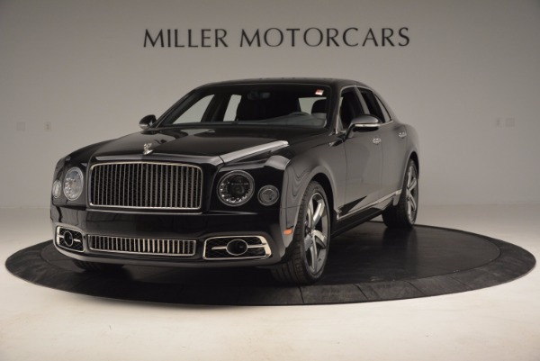 Used 2017 Bentley Mulsanne Speed for sale Sold at Aston Martin of Greenwich in Greenwich CT 06830 1