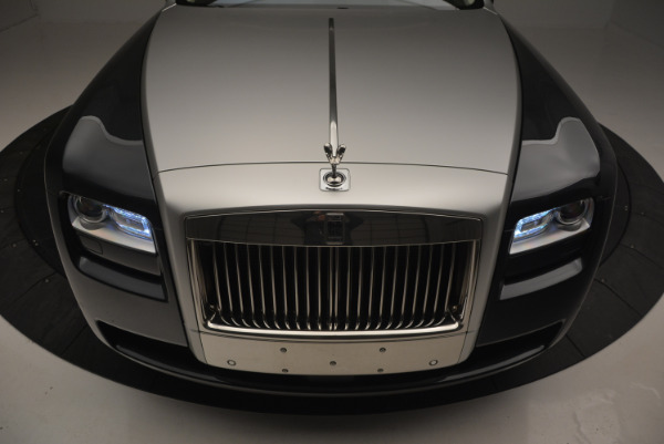 Used 2013 Rolls-Royce Ghost for sale Sold at Aston Martin of Greenwich in Greenwich CT 06830 15