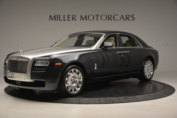 Used 2013 Rolls-Royce Ghost for sale Sold at Aston Martin of Greenwich in Greenwich CT 06830 2