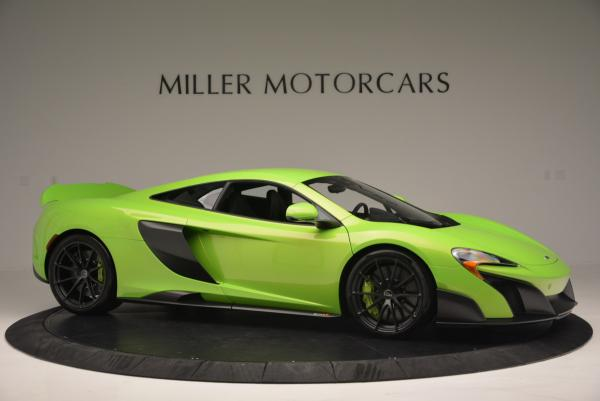 Used 2016 McLaren 675LT Coupe for sale $249,900 at Aston Martin of Greenwich in Greenwich CT 06830 10