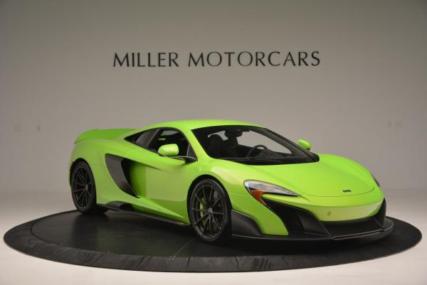 Used 2016 McLaren 675LT Coupe for sale $249,900 at Aston Martin of Greenwich in Greenwich CT 06830 11