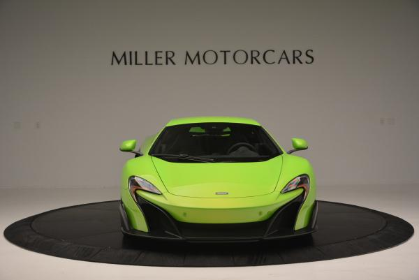 Used 2016 McLaren 675LT Coupe for sale $249,900 at Aston Martin of Greenwich in Greenwich CT 06830 12