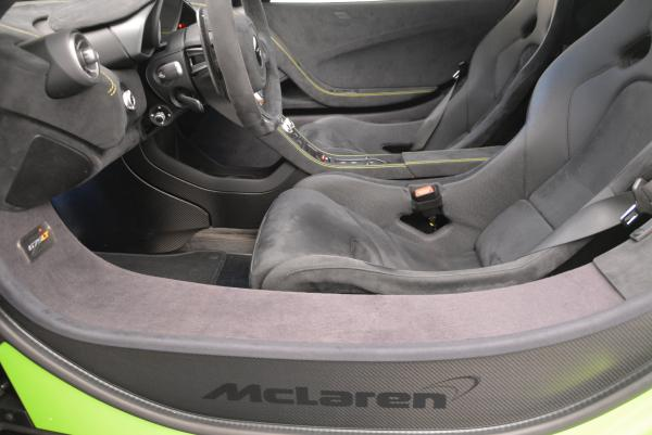 Used 2016 McLaren 675LT Coupe for sale $249,900 at Aston Martin of Greenwich in Greenwich CT 06830 16