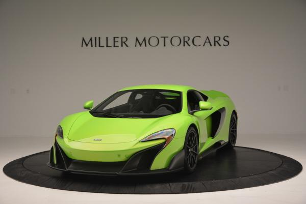 Used 2016 McLaren 675LT Coupe for sale $249,900 at Aston Martin of Greenwich in Greenwich CT 06830 2