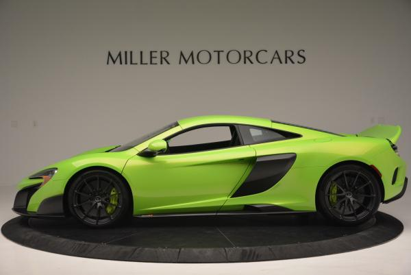Used 2016 McLaren 675LT Coupe for sale $249,900 at Aston Martin of Greenwich in Greenwich CT 06830 3