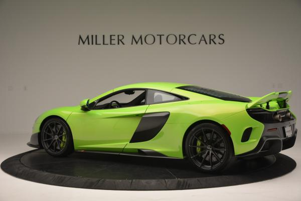 Used 2016 McLaren 675LT Coupe for sale $249,900 at Aston Martin of Greenwich in Greenwich CT 06830 4