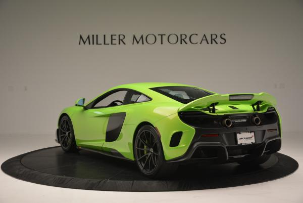Used 2016 McLaren 675LT Coupe for sale $249,900 at Aston Martin of Greenwich in Greenwich CT 06830 5