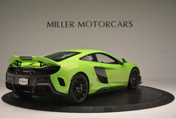 Used 2016 McLaren 675LT Coupe for sale $249,900 at Aston Martin of Greenwich in Greenwich CT 06830 8
