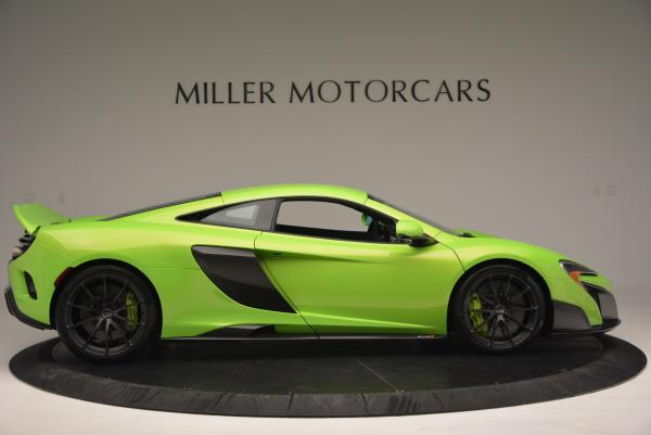 Used 2016 McLaren 675LT Coupe for sale $249,900 at Aston Martin of Greenwich in Greenwich CT 06830 9