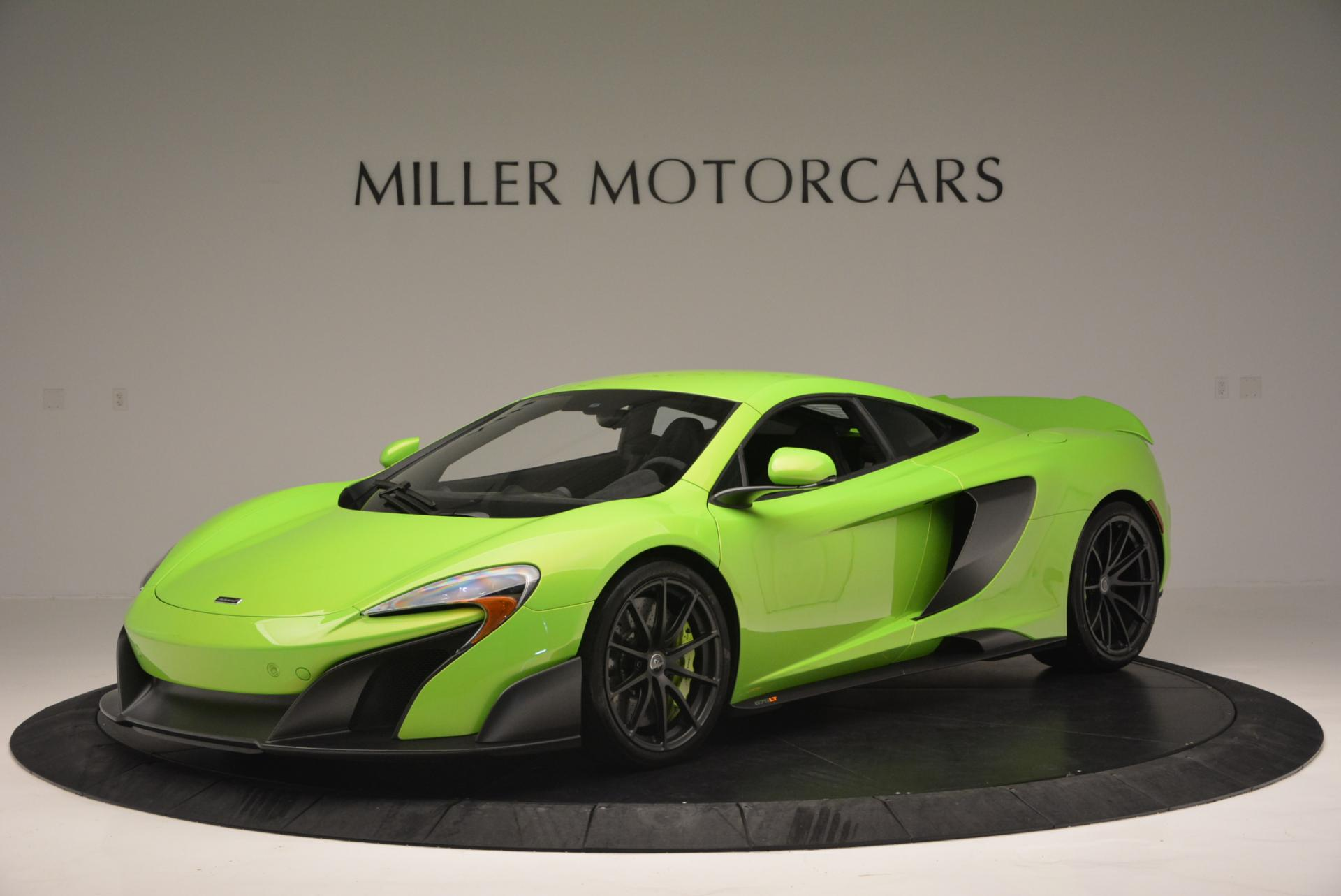Used 2016 McLaren 675LT Coupe for sale $249,900 at Aston Martin of Greenwich in Greenwich CT 06830 1
