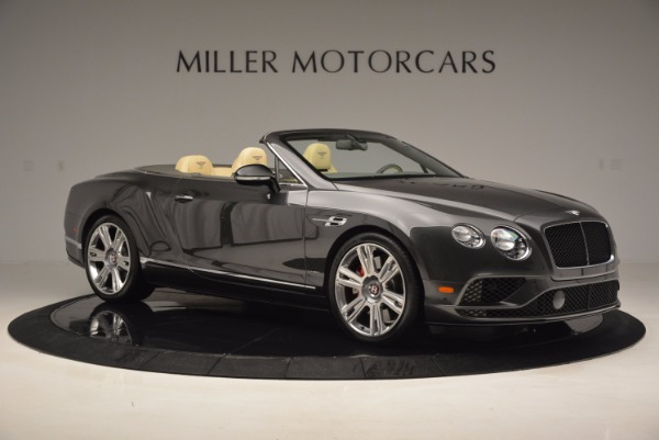 Used 2017 Bentley Continental GT V8 S for sale Sold at Aston Martin of Greenwich in Greenwich CT 06830 9