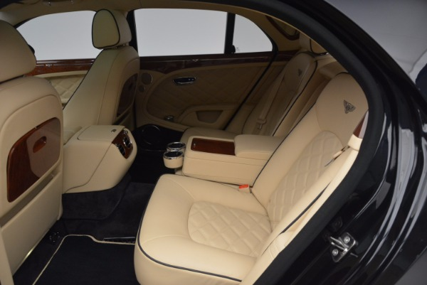 Used 2016 Bentley Mulsanne for sale Sold at Aston Martin of Greenwich in Greenwich CT 06830 25