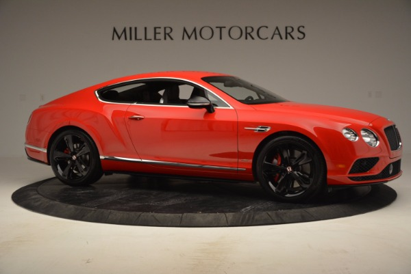 Used 2016 Bentley Continental GT V8 S for sale $134,900 at Aston Martin of Greenwich in Greenwich CT 06830 10