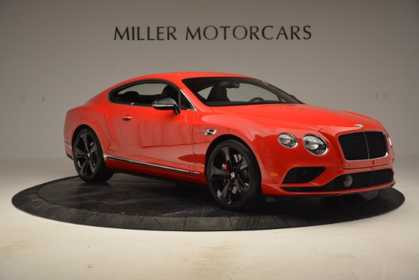 Used 2016 Bentley Continental GT V8 S for sale $134,900 at Aston Martin of Greenwich in Greenwich CT 06830 11