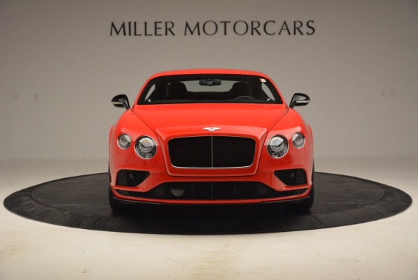 Used 2016 Bentley Continental GT V8 S for sale $134,900 at Aston Martin of Greenwich in Greenwich CT 06830 12