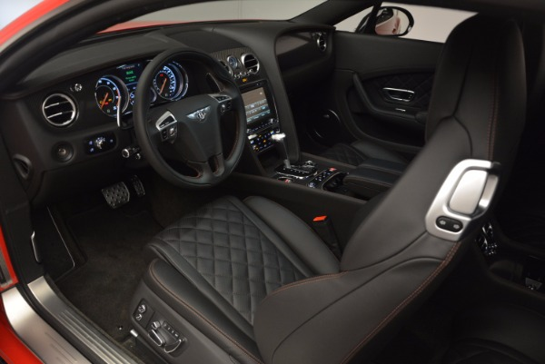 Used 2016 Bentley Continental GT V8 S for sale $134,900 at Aston Martin of Greenwich in Greenwich CT 06830 19