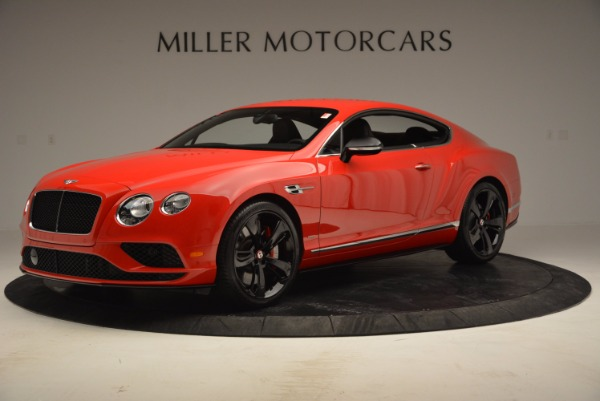 Used 2016 Bentley Continental GT V8 S for sale $134,900 at Aston Martin of Greenwich in Greenwich CT 06830 2