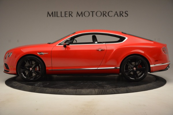 Used 2016 Bentley Continental GT V8 S for sale $134,900 at Aston Martin of Greenwich in Greenwich CT 06830 3