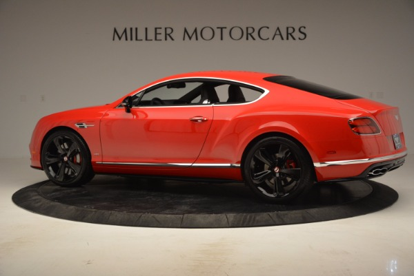 Used 2016 Bentley Continental GT V8 S for sale $134,900 at Aston Martin of Greenwich in Greenwich CT 06830 4